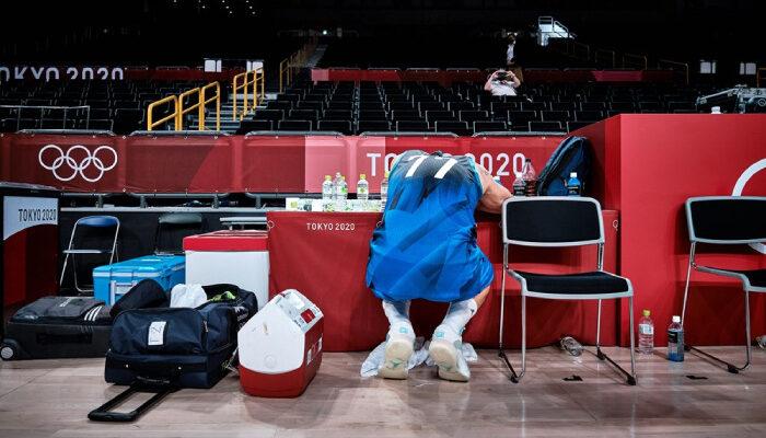 NBA Luka à terre après la défaite