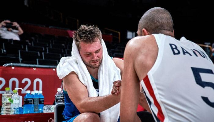 NBA Batum et Doncic échange