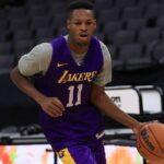 NBA – Mis dehors par les Lakers, Joël Ayayi rebondit dans une autre équipe !