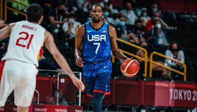 NBA – Kevin Durant adoube un joueur : «C'est un pur tueur»