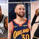 NBA – Steph Curry devance KD et LeBron dans un classement ultra-valorisant