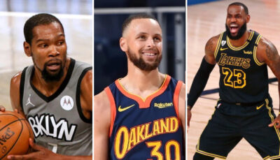 NBA – Les 10 joueurs les mieux payés pour la saison 2021-22, intrus dans le top 3 !