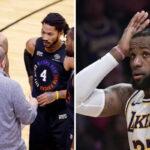 NBA – Un joueur clé des Lakers dans le viseur des Knicks ?