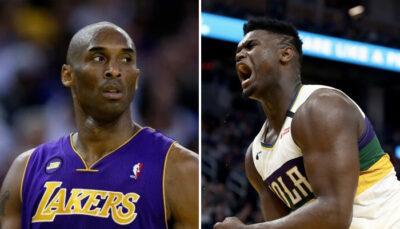 NBA – Le dernier conseil de Kobe Bryant à Zion Williamson