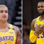 NBA – Kyle Kuzma provoque les Lakers, les fans le déglinguent