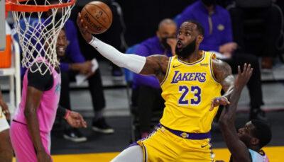 NBA Kendrick Nunn enchanté d'être un Laker