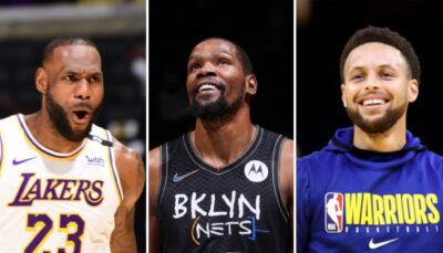 NBA – Curry, KD, Harden, LeBron : les photos de 12 stars de la ligue… enfants !