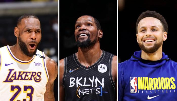 NBA Warriors, Nets et Lakers sur le même joueur