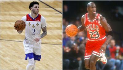 NBA – Comment Lonzo Ball met Michael Jordan à l'amende aux Bulls !