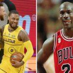 NBA – « Offensivement, il est dans la même conversation que Michael Jordan »
