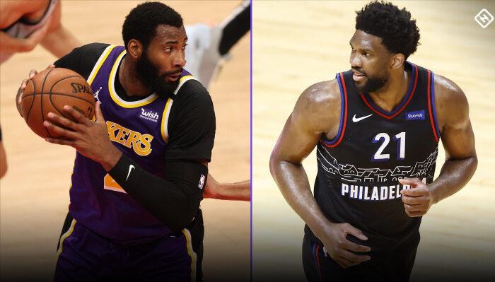 NBA Andre Drummond nie un beef entre lui et Embiid