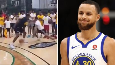 NBA – Un champion avec les Warriors humilié sur le terrain… par un ado !