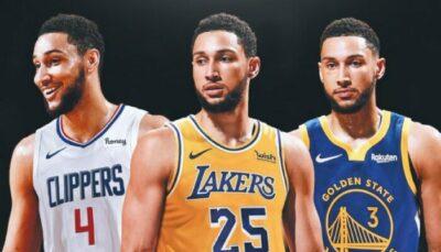 NBA – En guerre avec Philly, les destinations préférées de Ben Simmons connues !