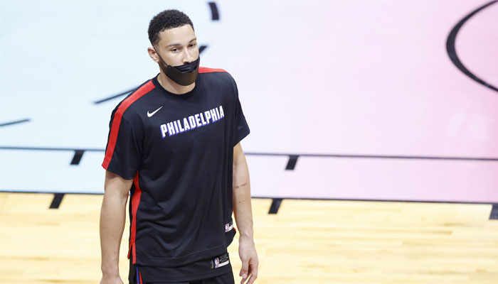 Retournement de situation pour Ben Simmons aux Sixers NBA