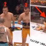 Fight – En Pologne, un combat MMA dingue à 3 contre 1 se termine en 14 secondes !