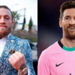 Fight – Conor McGregor met Lionel Messi en garde !