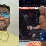 UFC 265 – Nouveau champion, Francis Ngannou envoie un message cash à Ciryl Gane !
