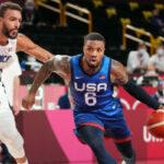 NBA/JO – La punchline d'une star de Team USA envers Damian Lillard