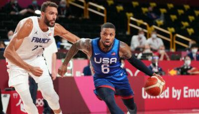 NBA/JO – Damian Lillard salement trollé à cause de sa tenue !