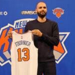 NBA – La vidéo géniale d'Evan Fournier à New York