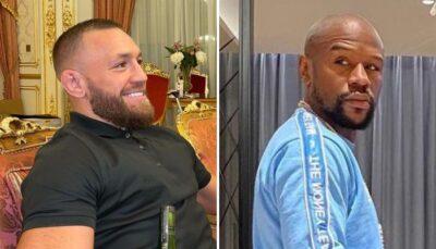 UFC – Ennemis jurés, la grosse provocation de McGregor pour Mayweather !