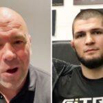 UFC – Dana White révèle son GOAT des sports de combat, Khabib snobé !