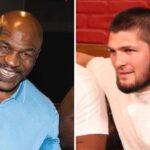UFC – La déclaration cash de Mike Tyson sur Khabib Nurmagomedov !