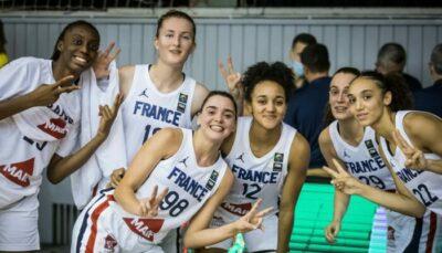 EDF – Les U19 filles terminent leurs Mondiaux sur un hallucinant carton !