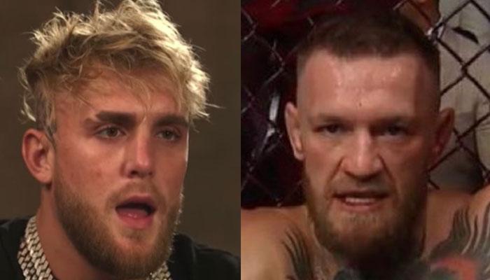 Jake Paul répond à Conor McGregor après son combat
