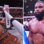 Fight – Proche du KO, Jake Paul crée la surprise contre Tyron Woodley !