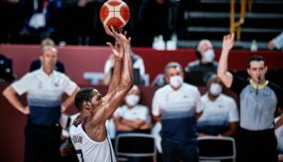 NBA/JO – Vincent Collet pointe ce qui a fait perdre la France contre Team USA