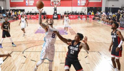 NBA – Pour sa première, LiAngelo Ball impressionne !