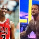 AEW/NBA – CM Punk fait son retour triomphant en copiant Michael Jordan !