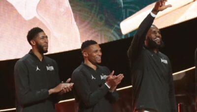 NBA – Avec leur dernière signature, les Lakers chopent un record all-time dément