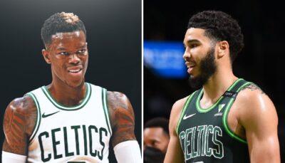 NBA – Jayson Tatum réagit à l'arrivée de Dennis Schröder aux Celtics