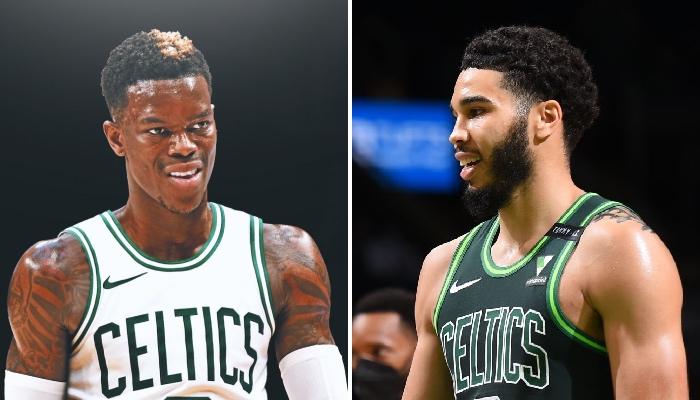 La star NBA des Boston Celtics, Jayson Tatum, a réagi à la signature sur place du meneur allemand, Dennis Schröder