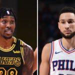 NBA – De retour à LA, Dwight Howard tacle Ben Simmons en partant !