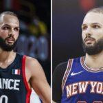 NBA – Evan Fournier révèle quel était son 1er choix avant de finalement aller aux Knicks