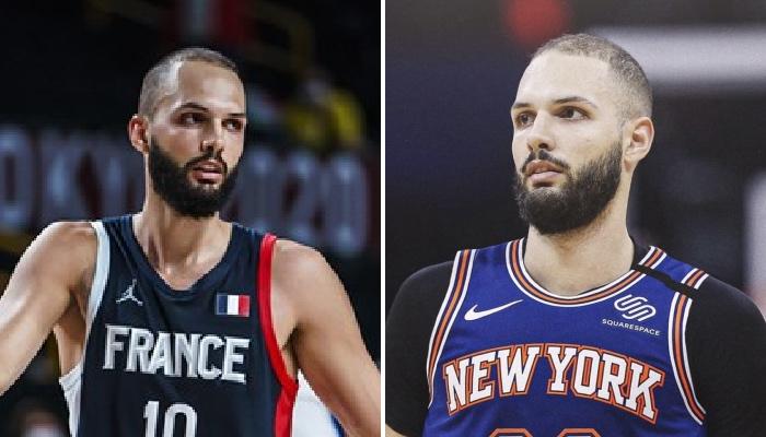 L'arrière NBA français Evan Fournier, nouveau joueur des New York Knicks, a révélé son premier choix lors de la dernière free agency