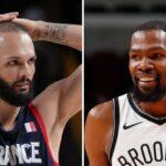 NBA – Après son tacle pour KD, Evan Fournier se fait à son tour troller !