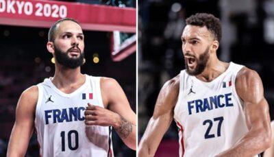 NBA/JO – Un média US nomme le meilleur Français des Jeux, Fournier et Gobert snobés !