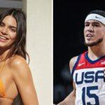 NBA – La story de Kendall Jenner pour fêter la médaille de Devin Booker aux JO !