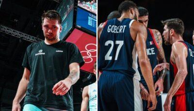 NBA/JO – Avant la demi-finale, Stephen Brun trash-talke salement Luka Doncic !