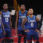 NBA/JO – Le parcours terrifiant qui attend Team USA jusqu'à la médaille d'or