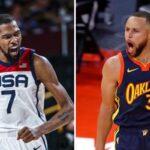 NBA/JO – Steph Curry fête le titre de Team USA… en reprenant la décla arrogante de KD !