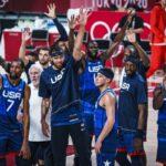 NBA/JO – Le joueur de Team USA qui a établi un improbable nouveau record all-time