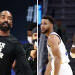 NBA – LeBron et Curry réagissent à la reconversion folle de J.R. Smith !