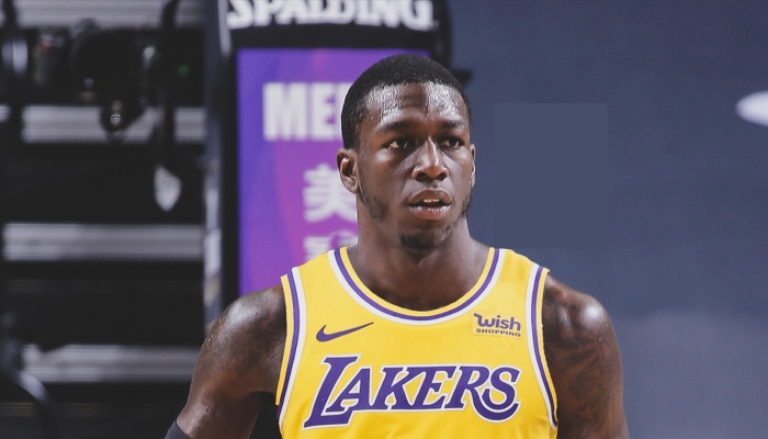 Le nouvel arrière des Los Angeles Lakers, Kendrick Nunn, a livré un premier message parfait sur Twitter suite à sa signature