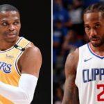 NBA – Les Clippers ridiculisés par une comparaison avec… Russell Westbrook !