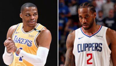 NBA – Le sale coup de Kawhi Leonard à Russell Westbrook révélé
